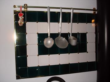 Pannelli per retro stufa in ceramica luigi icardi torino